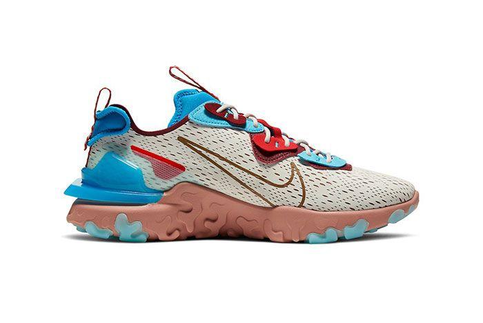 Nike React Vision Desert Oasis Right