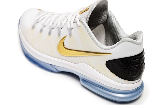 Nike Durant 5 Elite 2 0 Heel Profile 1