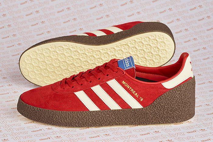 Size Adidas Montreal 76 Release Info 3 Sneaker Freaker