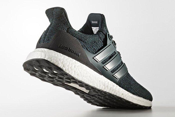 Adidas Ultraboost 3 0 Dark Green 5