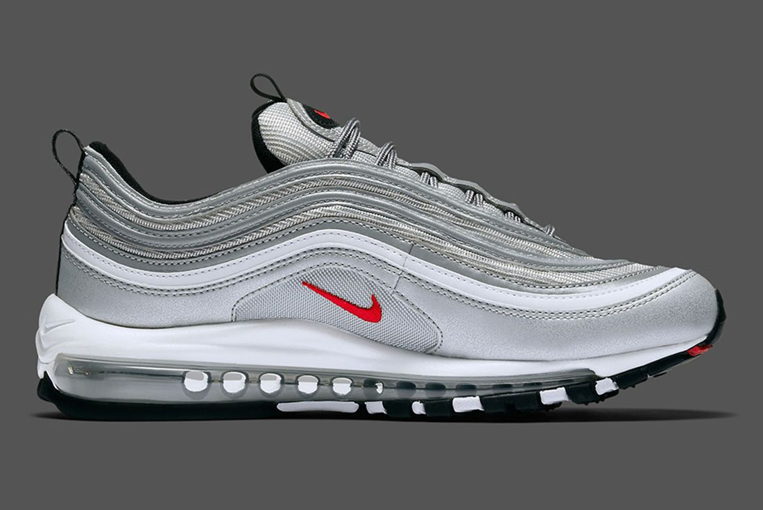 Nike Air Max 97 Silver Bullet Us Release 6