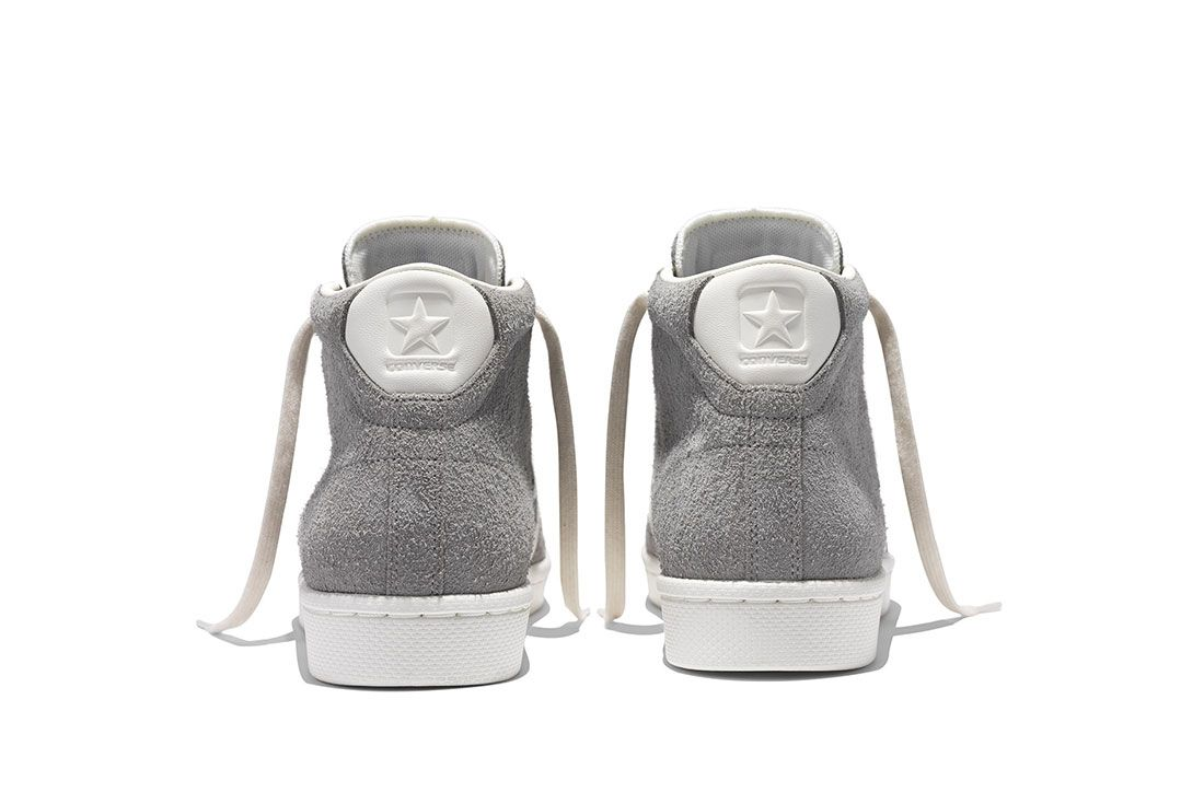 Converse Pro Leather 76 Vintage Suede Pack 8