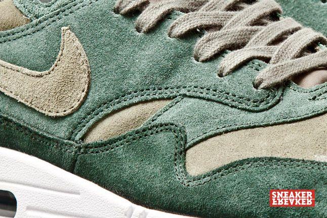 Nike Air Max 1 Suede Grn 3 1