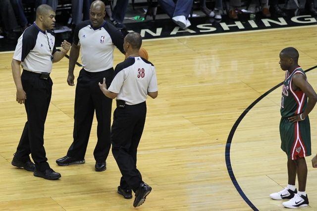 Nba Referees Shoes