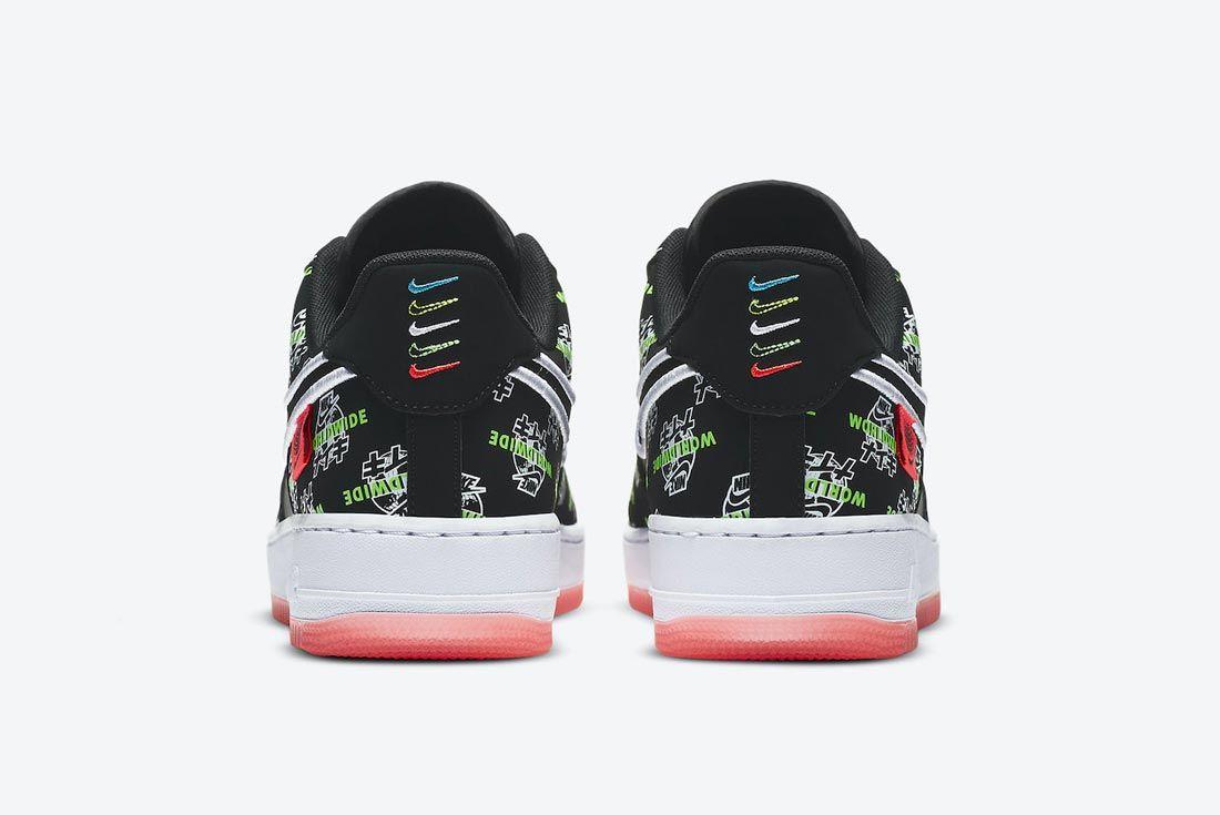 Nike Air Force 1 'Worldwide'