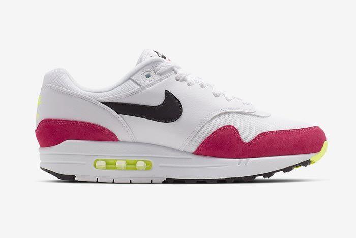 Nike Air Max 1 Rush Pink Medial