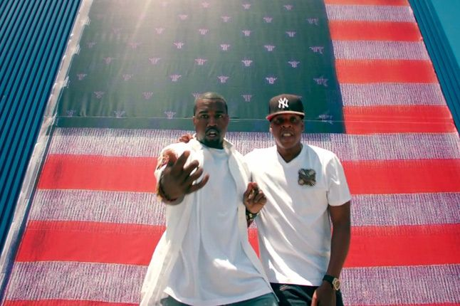 Jay Z Kanye Otis 6 1