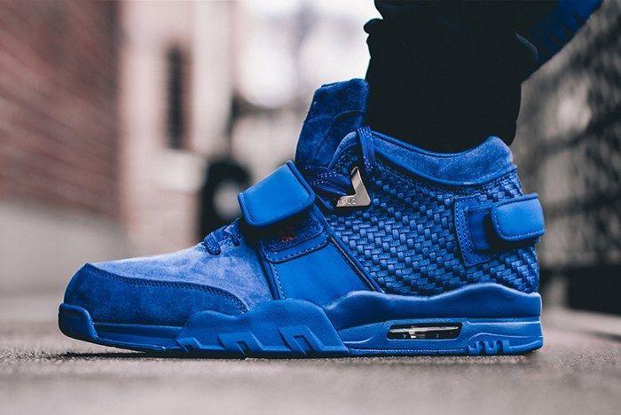 Nike Air Cruz Giants Blue 6