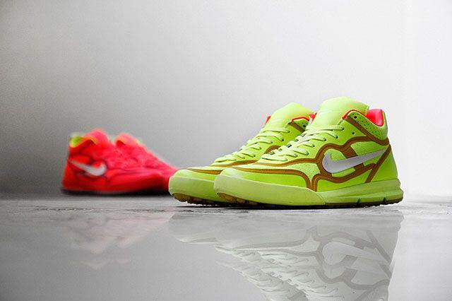 Nike Sportswear Lunar Tiempo Premier Feature