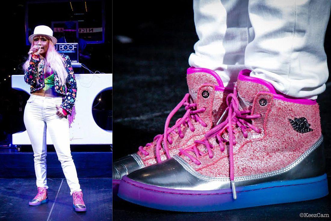 One Kick Wonders Nicki Minaj Jordan