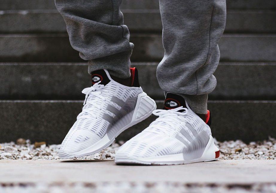 Adidas Climacool 02 17 White Black 3