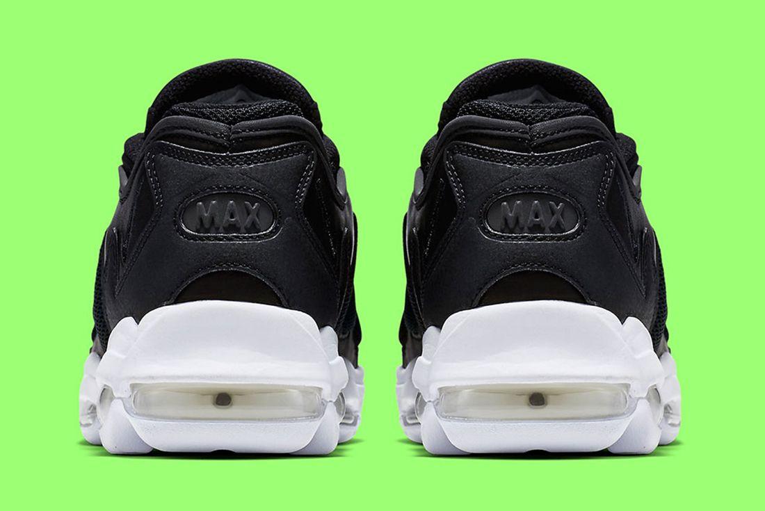 Nike Air Max 96 Xx Black White2