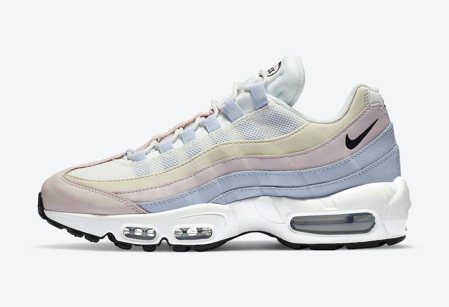 Nike Air Max 95 Ghost Left