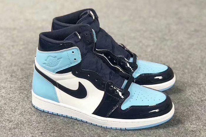 Air Jordan 1 Unc Obsidian Blue Chill Cd0461 401 Release Date 2