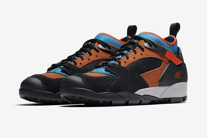 Nike Acg Air Revaderchi Black Dark Russet Green Abyss 1