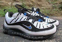 Nike Air Max 98 Hyper Cobalt Black Thumb