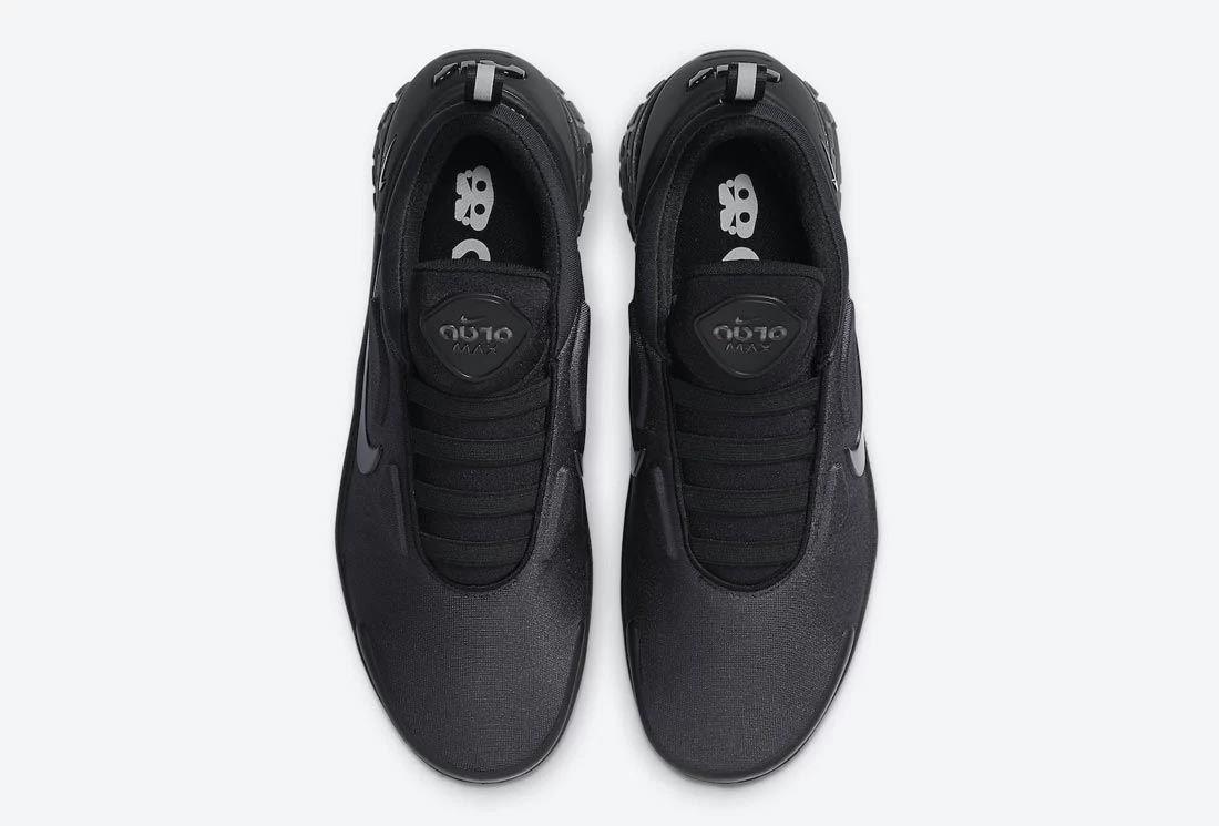 Release Date The Triple Black Nike Adapt Auto Max Sneaker Freaker