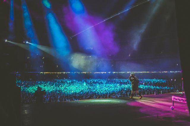 Eminem The Rapture Melbourne 4