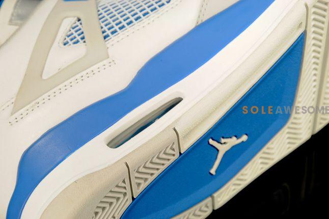 Air Jordan 4 Military Blue 10 1