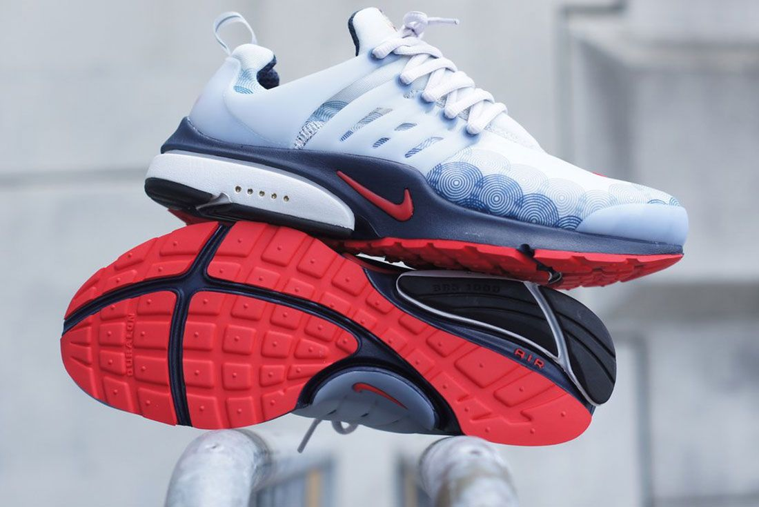Nike Air Presto Ultra Flyknit (Bright Crimson) - Sneaker