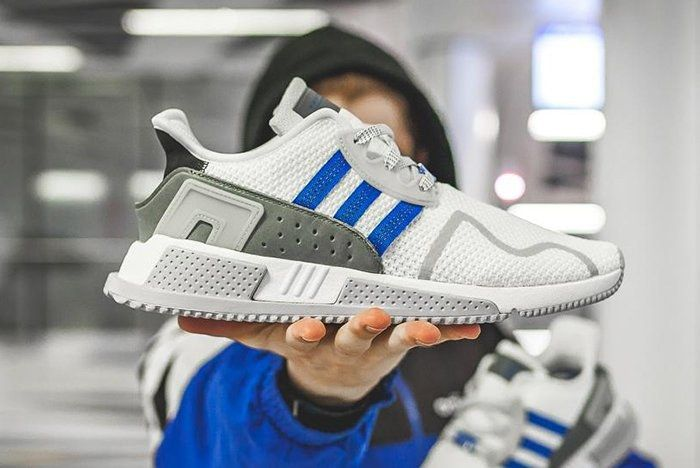 Adidas Eqt Cushion Adv Blue Feature