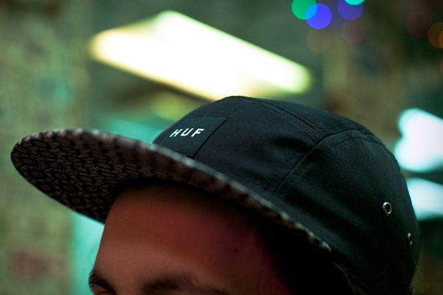 Huf Spring 13 D1 Lookbook Brian Kelley 5 Panel 1