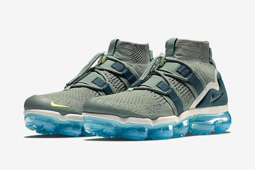 Nike Vapormax Utility Clay Green 3