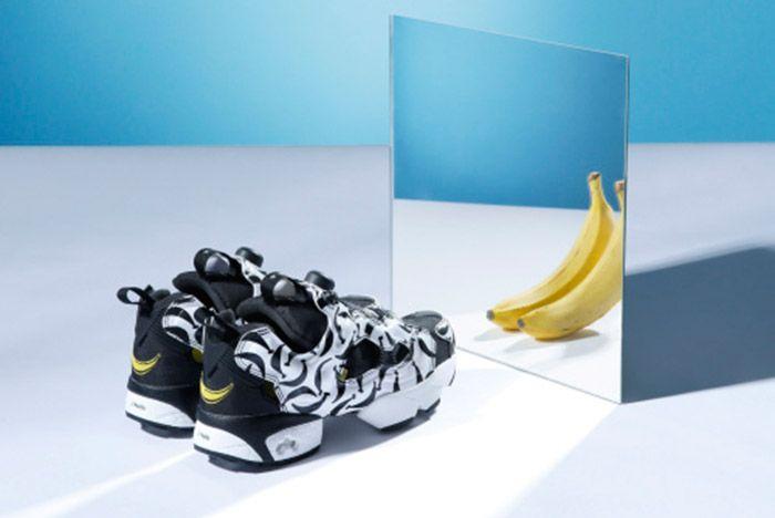 Foss Reebok Instapump Fury Banana 2