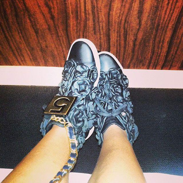 Rhiana Kicks 9