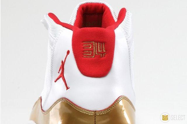 Air Jordan Xi Ray Allen Championship Pe 3