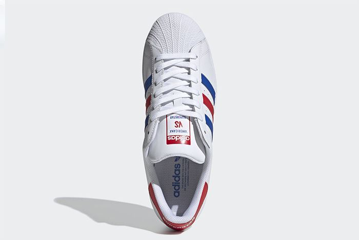 Adidas Superstar Americana Top