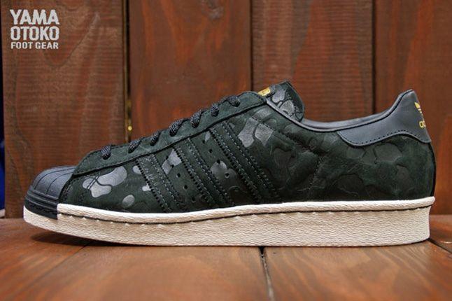 Adidas Superstar 80 S Camo Pack 14