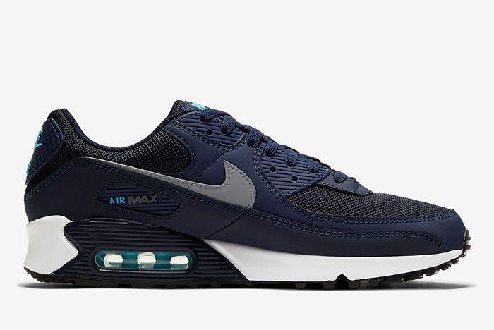 Nike Air Max 90 Cv1634 400 Medial