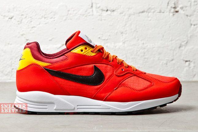 Nike Air Base Ii Challenge Red Laser Orange 4