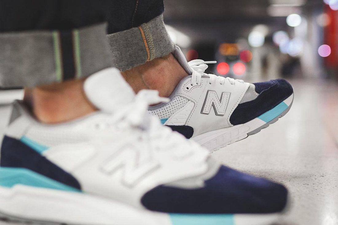 New Balance 998 Wtp White Made In Usa Sneaker Freaker 2