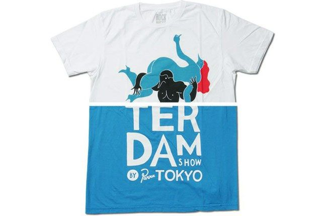 Amsterdam By Parra T Shirt 1