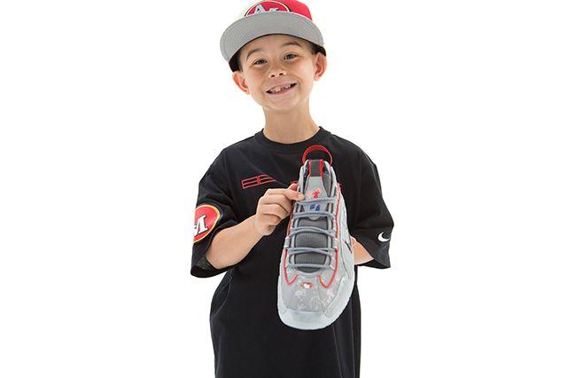 Nike Air Penny Doernbecher