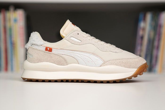 April 2020 Size Exclusive Puma Style Rider Lateral