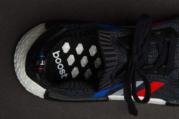 Adidas Nmd Tri Colour Black 4