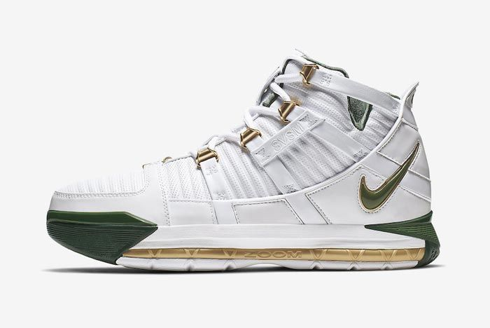 Nike Zoom Lebron 3 Svsm Release Lateral