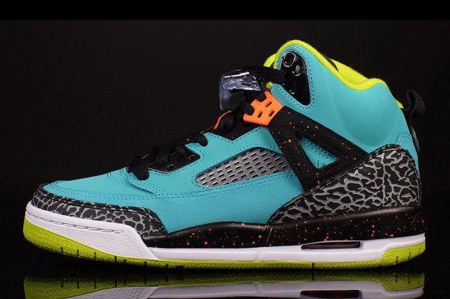 Air Jordan Spizike Gs Dusty Cactus 1