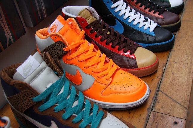 Nike Dunk Bespoke 1