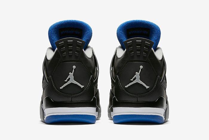 Air Jordan 4 Royal 4