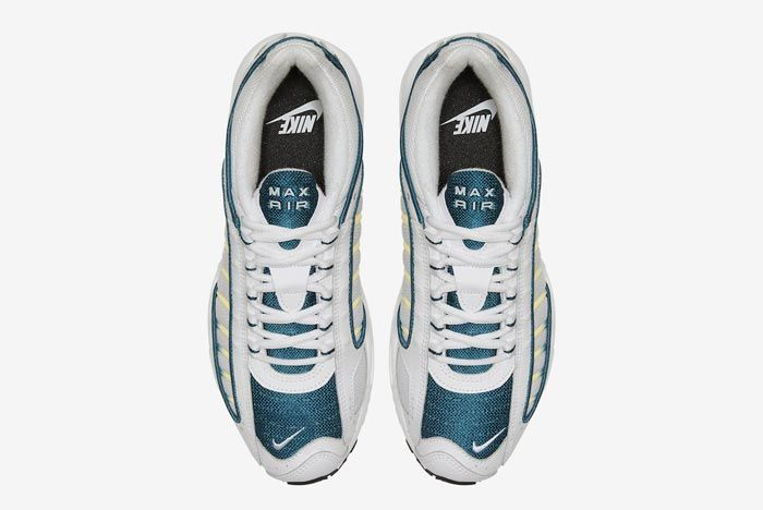 Nike Air Max Tailwind 4 Green Abyss Electric Green Top