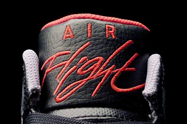 Nike0Air Flight 89 Bred 1