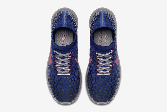 Nike Gyakusou Lunarepic Flyknit Shield Blue 5