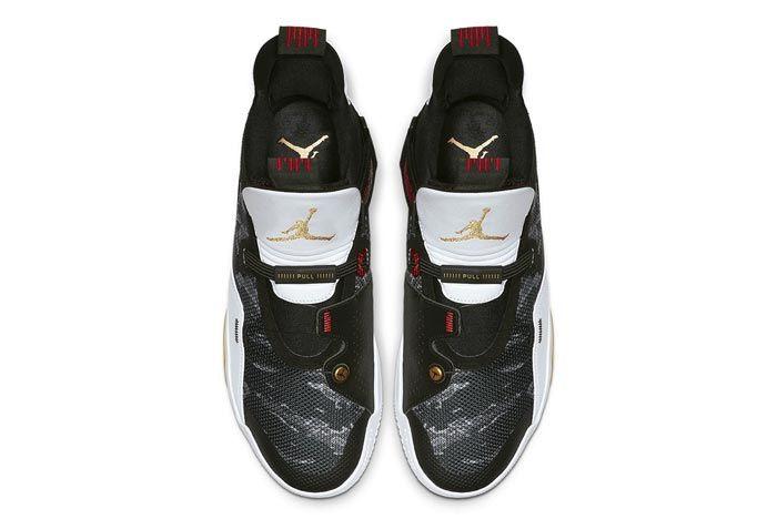Air Jordan 33 Camo Top