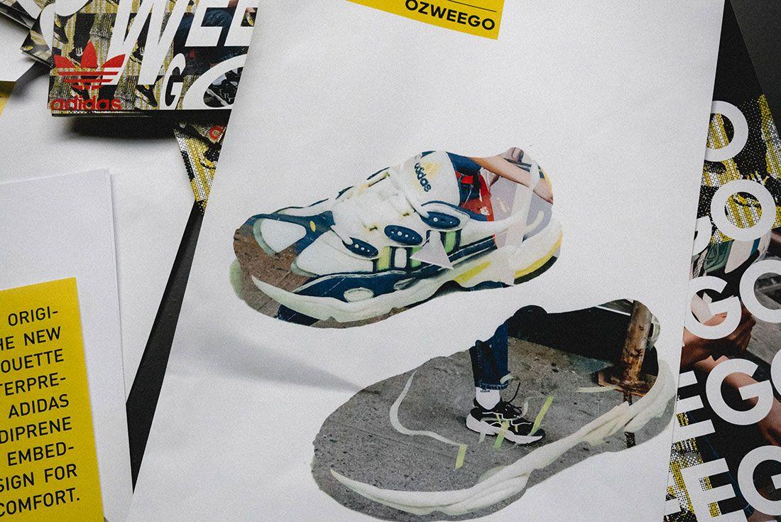 Adidas Ozweego 2019 Sneaker Freaker London Launch Crowd Shot Sneaker Display6