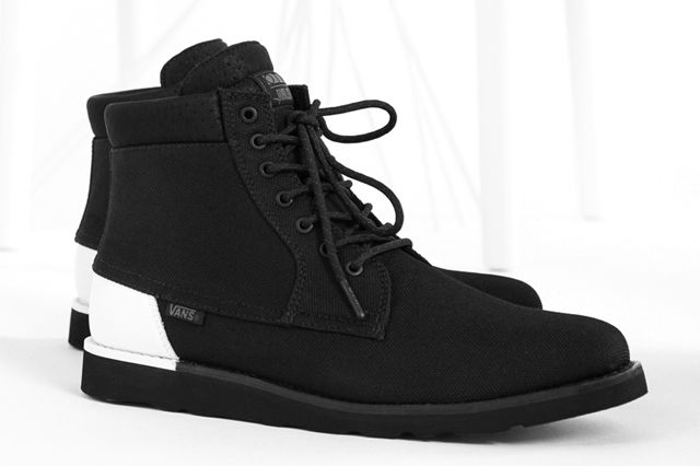 Vans Otw X Publish Brand Breton Boot Se 2