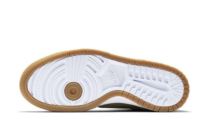 Nike Dunk High Crft Khaki 2